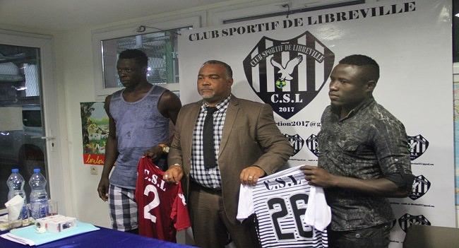 'Le Club Sportif de Libreville'' de Didier Ndong Ibrahim sur les fonds baptismaux !