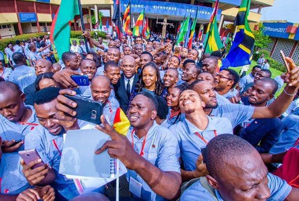 Entrepreneuriat : La Fondation Tony Elumelu veut repenser l'Afrique
