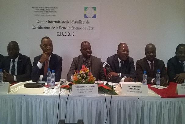 Gabon / Fabrice Andjoua Bongo Ondimba : Financier de formation et de profession