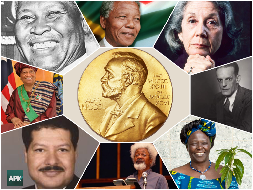 Connaissez-vous ces 15 africains, lauréats du prix Nobel ?