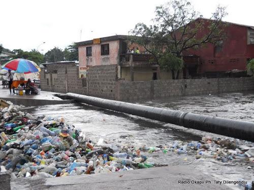 Kinshasa : Kimbuta préconise l'institution d'une taxe pour lutter contre l'insalubrité