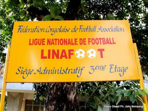 Division I: la Linafoot en réunion avec les clubs de Kinshasa