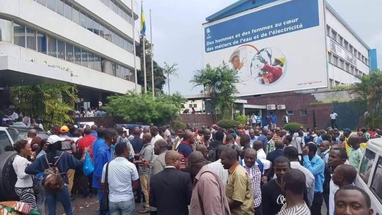 Eau et électricité : La SEEG finalement en grève