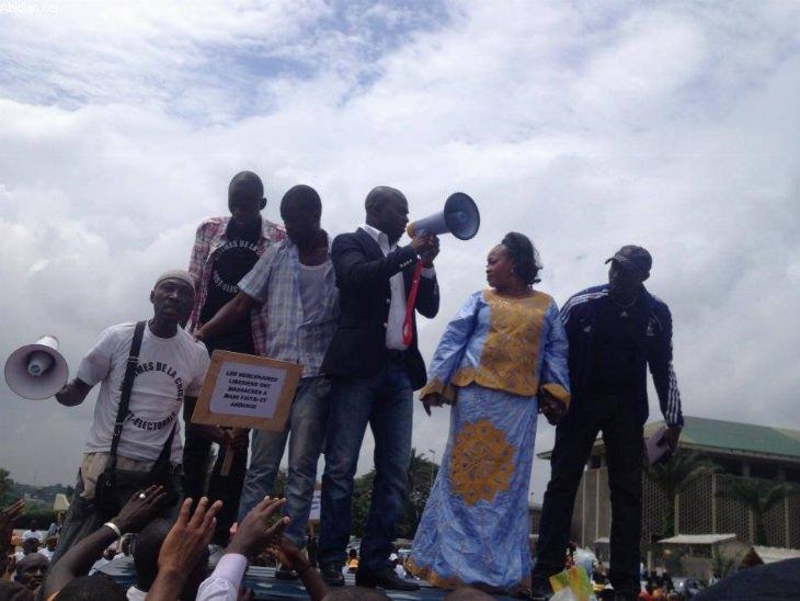 Journée de l'indignation lundi 17 juin : Soro Alphonse : # Toutes les conditions sécuritaires sont réunies # (Partis Politiques)
