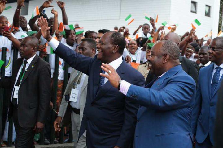 Le Chef de l'Etat à Libreville pour participer au New York Forum Africa (Présidence)