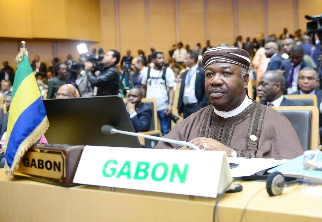 ALI BONGO ONDIMBA PRÉSENT AU 30e SOMMET DE L'UNION AFRICAINE