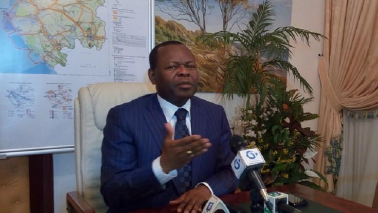 Gabon : Jean Pierre Oyiba fixe le cap 2018