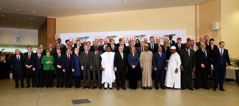 La Communauté Internationale fait un don de 500 millions de dollars à la force armée G5 Sahel