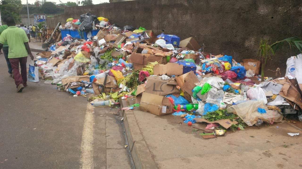 Insalubrité à Libreville : La capitale « poubelle » ?