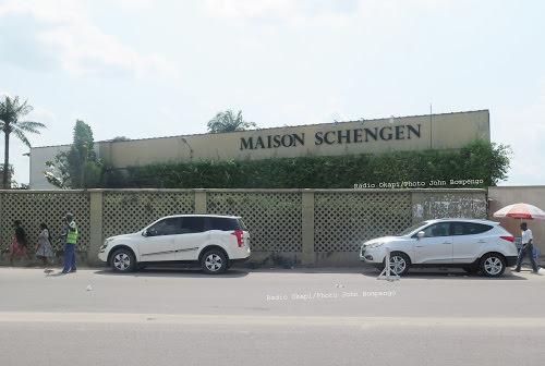 RDC : la Maison Schengen va restituer les passeports introduits jusqu'au 31 janvier