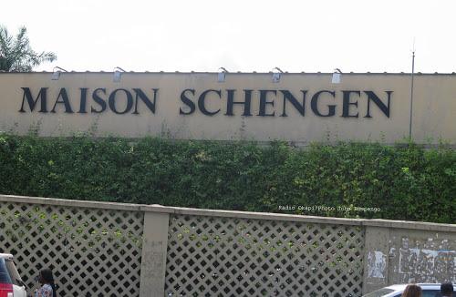 RDC : l'UE suspend ses activités de la Maison Schengen à Kinshasa