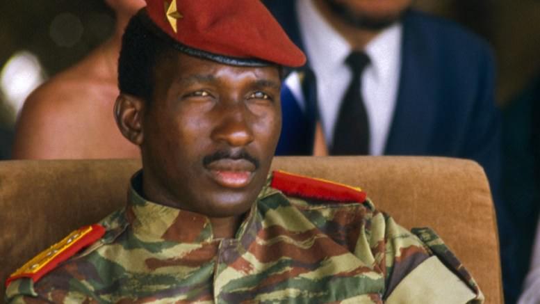 Hommage à la femme: Une pensée à Thomas Sankara