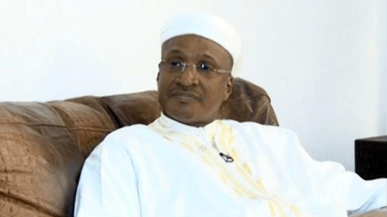 Mali : candidature d'Aliou Diallo à la présidentielle