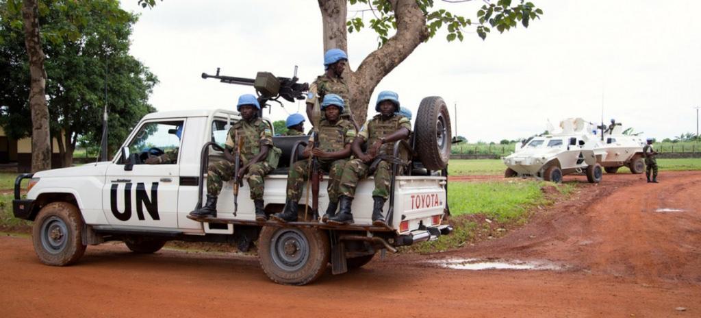 Centrafrique -Pourquoi le Gabon rappelle ses 450 casques bleus ?