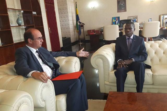 Gabon : Veolia bientôt remplacée par RusHydro