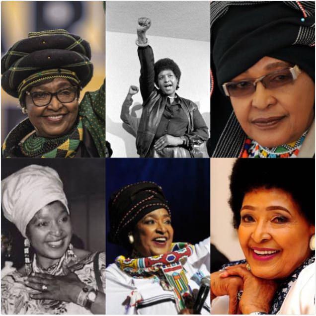 Afrique du Sud : Décès de Nomzamo Winifred Zanyiwe Madikizela, dite Winnie