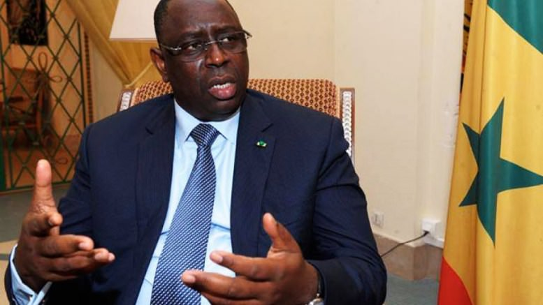 Macky Sall: «L'Opposition est une minorité au Sénégal»