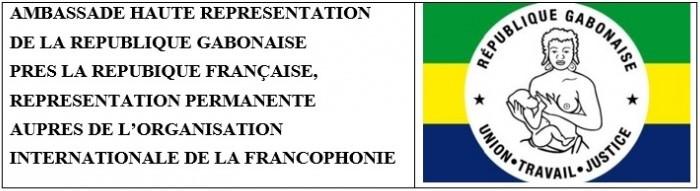 #Urgent Modification des règles d'accès à l'ambassade du Gabon en France