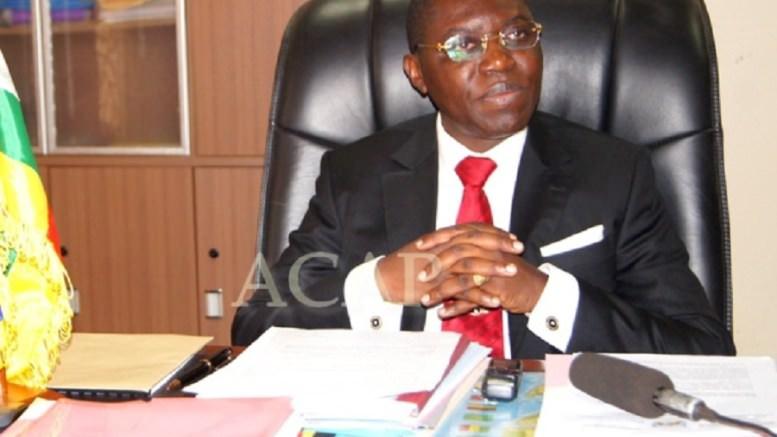 Centrafrique : Un ministre prévoit sa démission du gouvernement