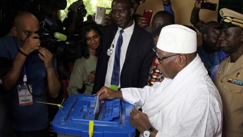 Mali : Le vote s'est déroulé dans le calme
