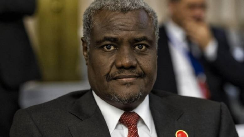 Cameroun : Le président de la Commission de l'Union africaine à Yaoundé