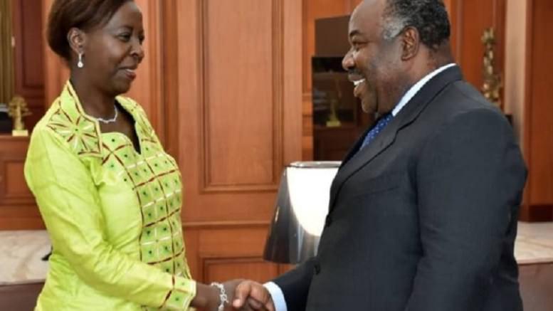 Louise Mushikiwabo : « J'ai le soutien du président Ali Bongo »