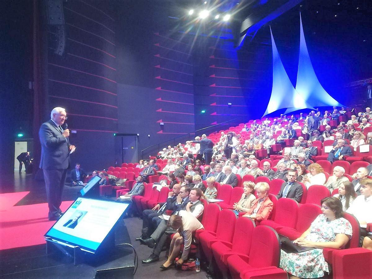 L'expérience gabonaise évoquée au cours du Colloque sur la Chine et l'Asie (Poitiers)