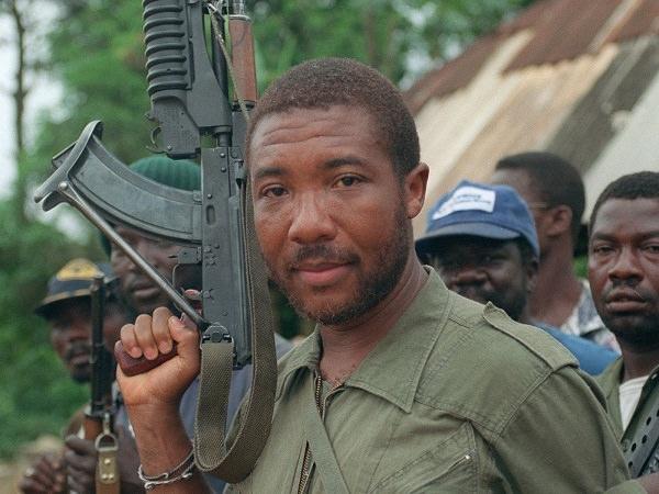 Le criminel contre l'humanité et ancien président du Libéria, Charles Taylor, travaillait pour la CIA