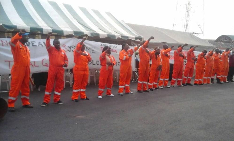 Gabon : les employés du pétrole en guerre contre Total Gabon