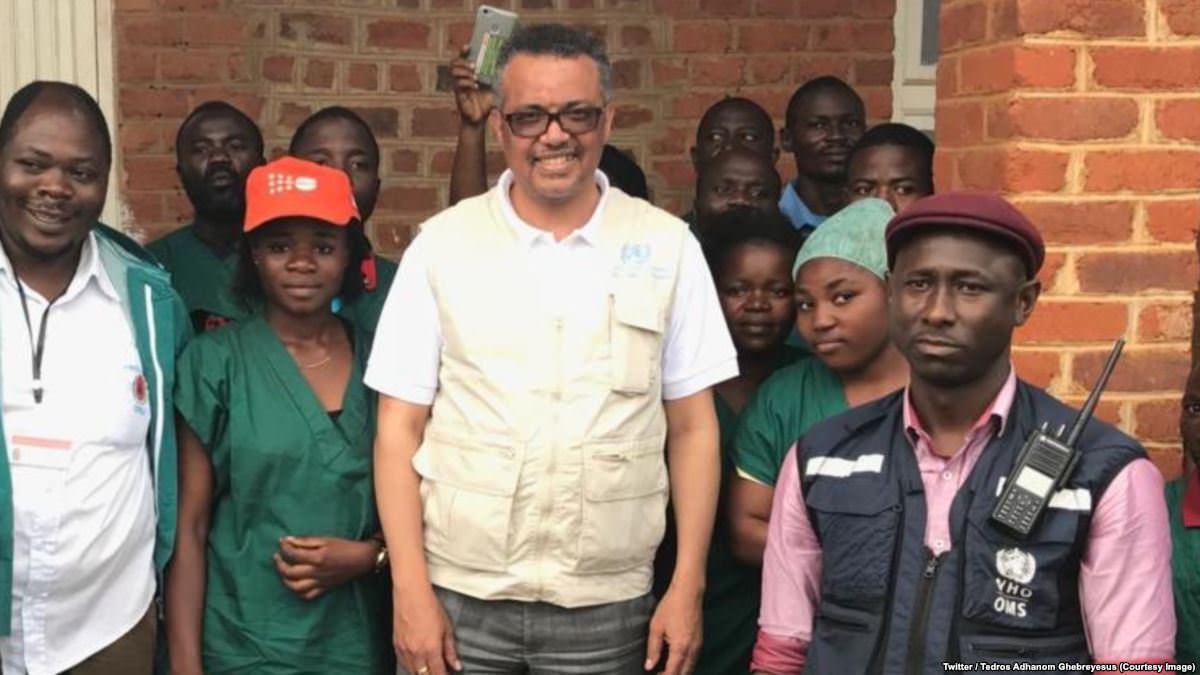 L'OMS et l'ONU optimistes face à Ebola en RDC