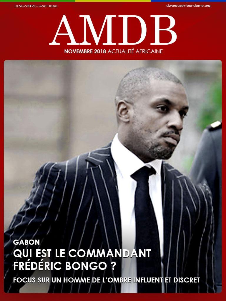Commandant Frédéric Bongo Ondimba: Focus sur un homme de l'ombre influent et discret
