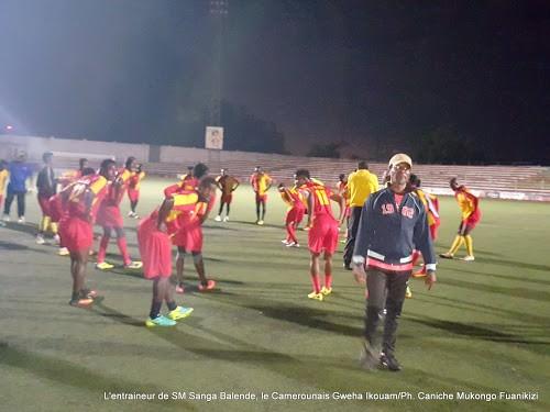 Division I : Sanga Balende battu par V club (0-1)