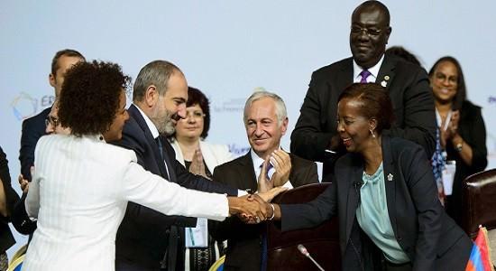 Rwanda: Louise Mushikiwabo prend officiellement ses fonctions à la tête de la Francophonie