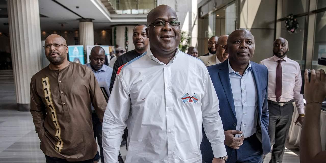 RDC : Présidentielle décembre 2018 – La Ceni donne Félix Tshisekedi vainqueur