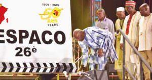 FESPACO 2019 :  La 26e édition lancée sous haute sécurité
