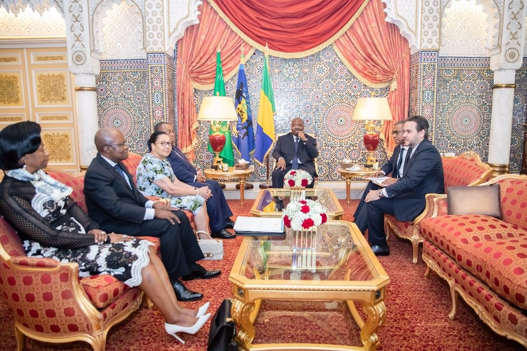 Gabon/Audiences : Ali Bongo rencontre les responsables des institutions