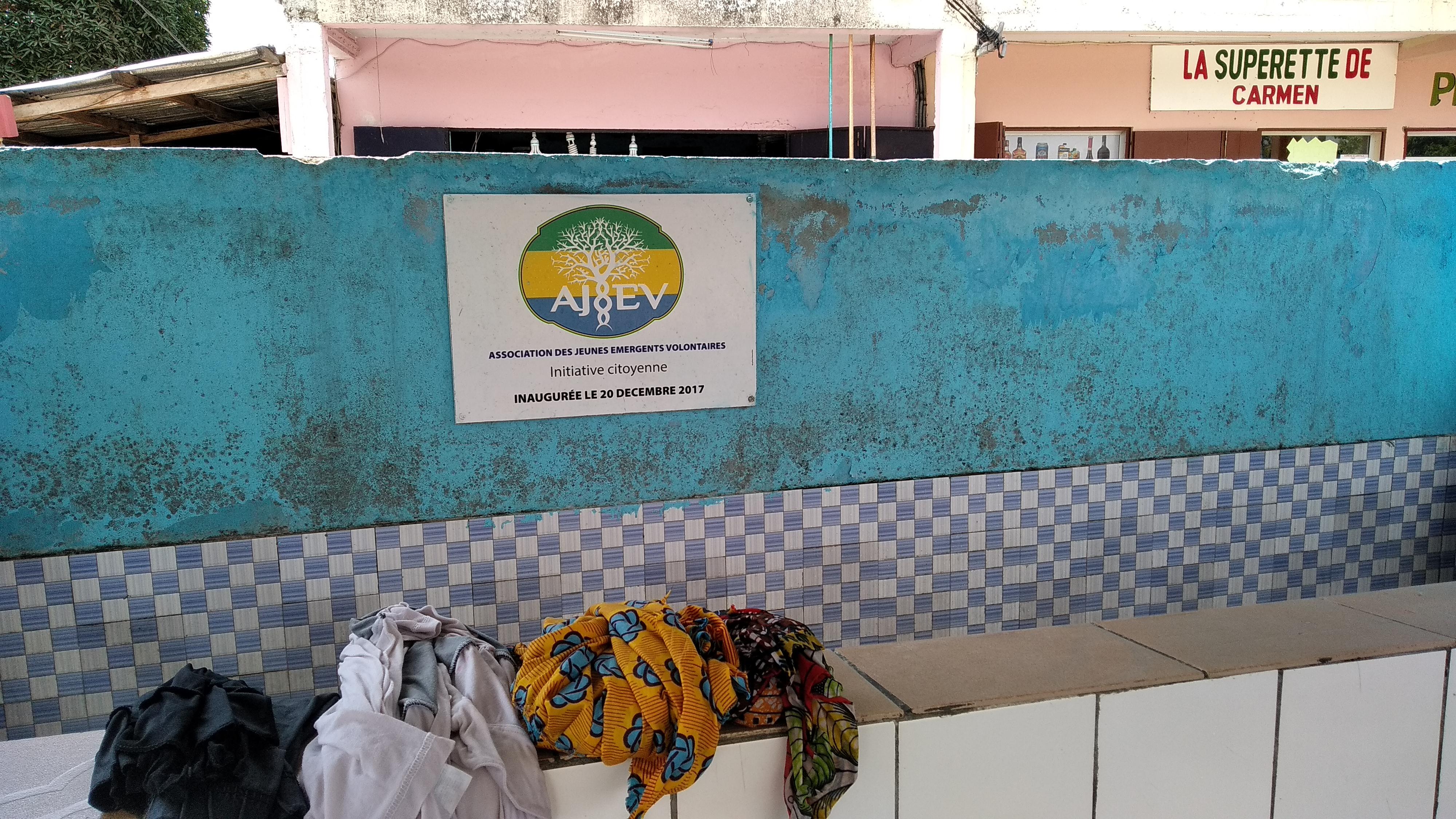 Accès à l'eau potable : l'AJEV au secours des populations d'Okala Carrière