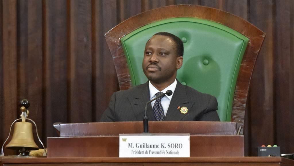 Côte d'Ivoire: Guillaume Soro démissionne de la présidence de l'Assemblée nationale