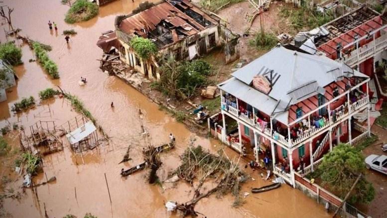 Mozambique : les inondations et la réaction humanitaire sont d'une portée considérable.