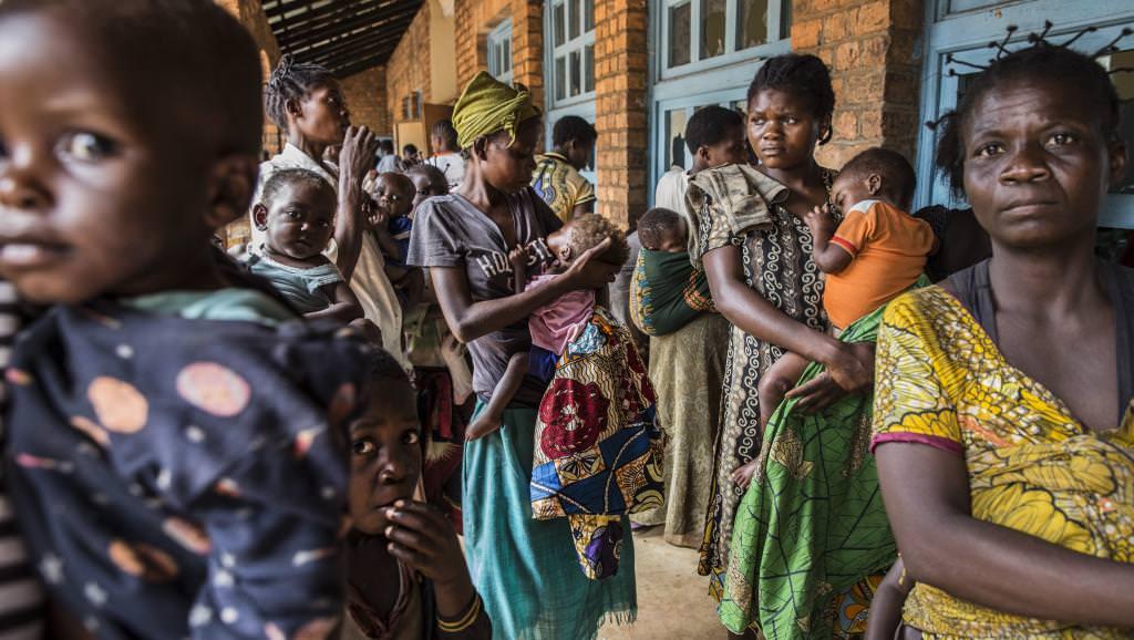 RDC: 260.000 enfants ont faim au Kasaï