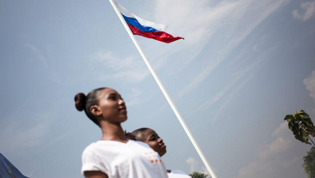 Afrique: la Russie place ses pions en Afrique