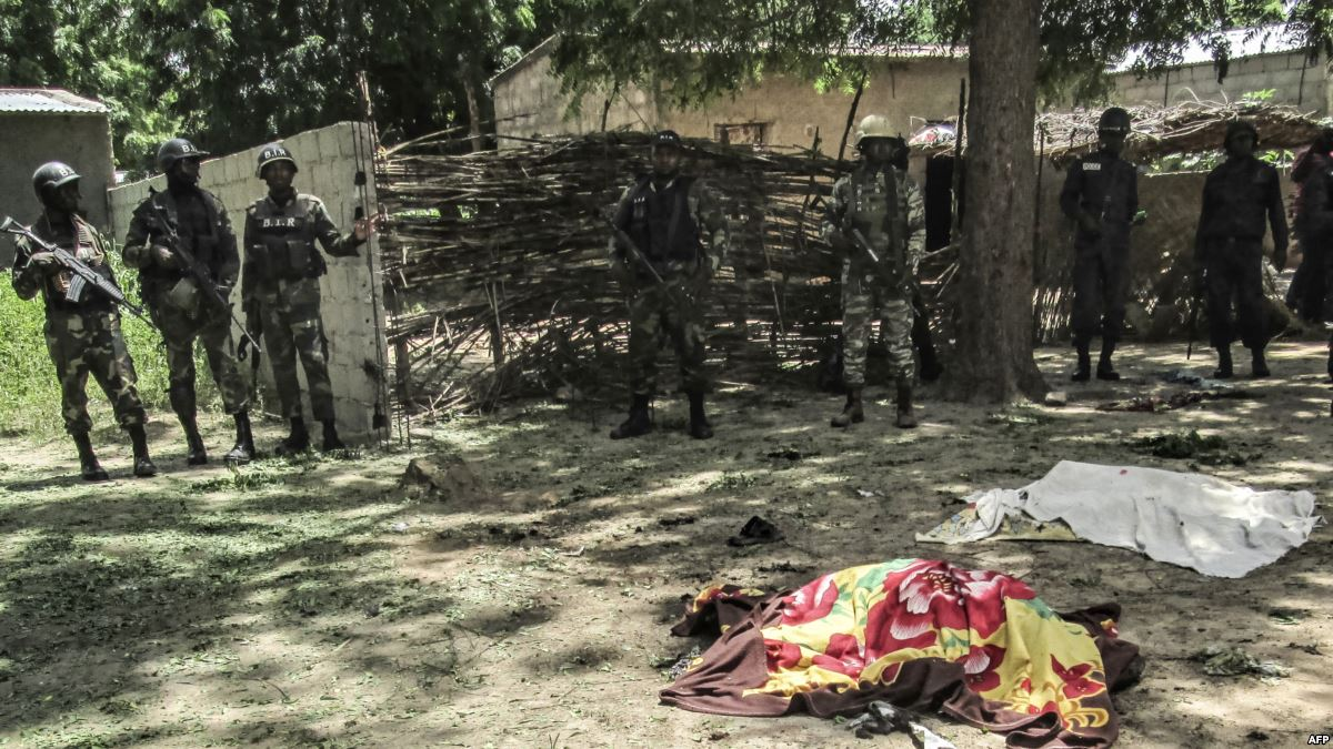 Cameroun : Au moins 3 soldats tués dans l'explosion d'une mine dans l'Extrême-Nord