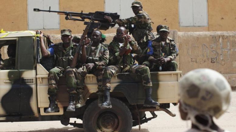 Mali : 12 soldats perdent la vie