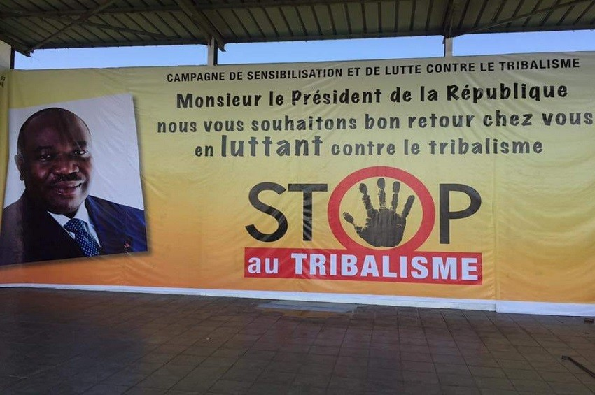 Gabon : Houagni Ambouroue sensibilise contre le tribalisme