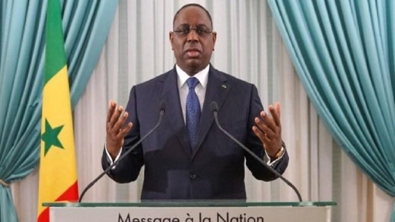 Sénégal : Macky Sall entame son second quinquennat