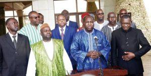 LE CFOP ET LA MAJORITE A KOSYAM  : Pour peaufiner les positions en prélude au dialogue politique