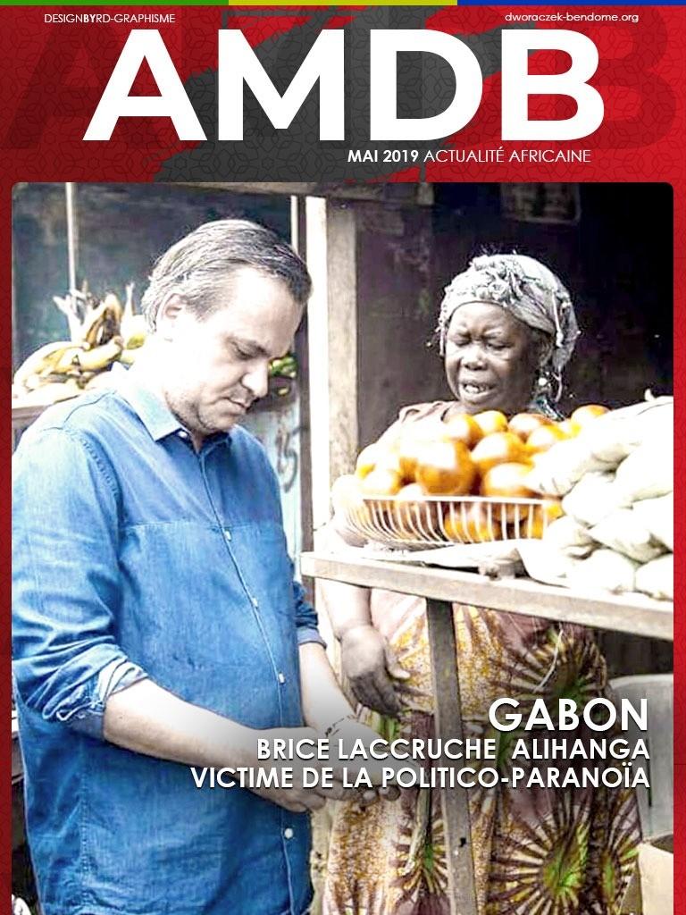 Gabon : Brice Laccruche  Alihanga victime de la politico-paranoïa