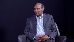 Moncef Marzouki ex-Président de la Tunisie. Photo: sputnik