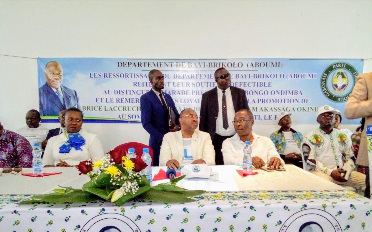 Politique/PDG:les militants de Bayi-Bricolo reconnaissants au DCP.