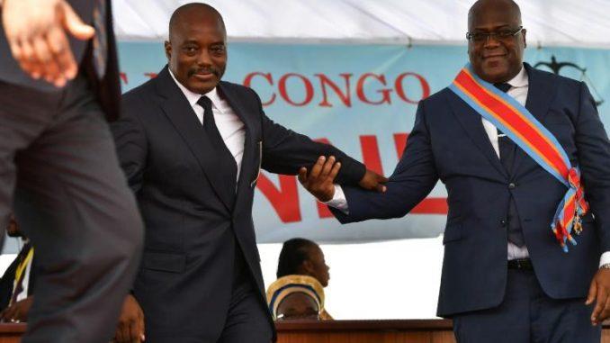 RDCongo: tensions politiques: la rançon de l'accord secret Kabila-Tshisekedi